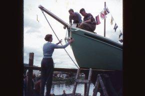 Maroro - launching day 02, 27 Dec 1957
