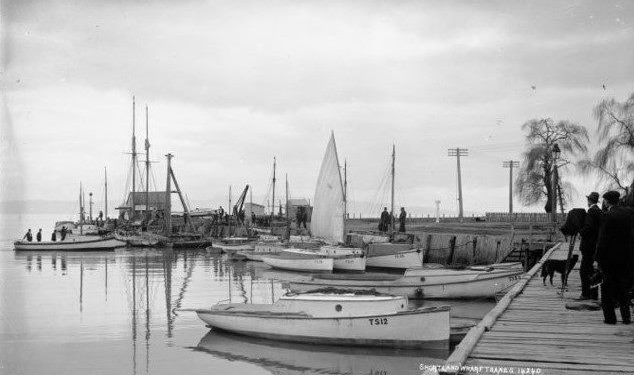 Mystery Thames Boats