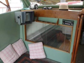 NOR WEST (I) BY G LANE - 1951 - MAIN CABIN PORT SIDE