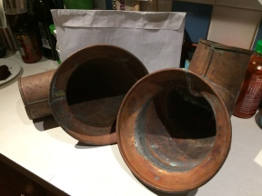 Cowels copper a