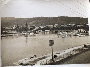 Whangarei Harbour Dec 1938>Jan 1939
