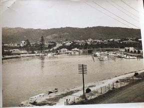 Whangarei Harbour Dec 1938>Jan 1939