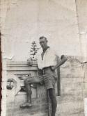 Eric Clay (Forward hand, Navigator, Barman) Whangarei 1938