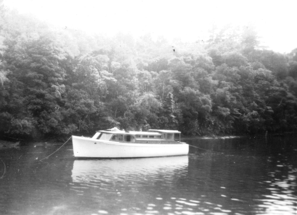 MYSTERY LAUNCH - WARKWORTH RIVER (2)