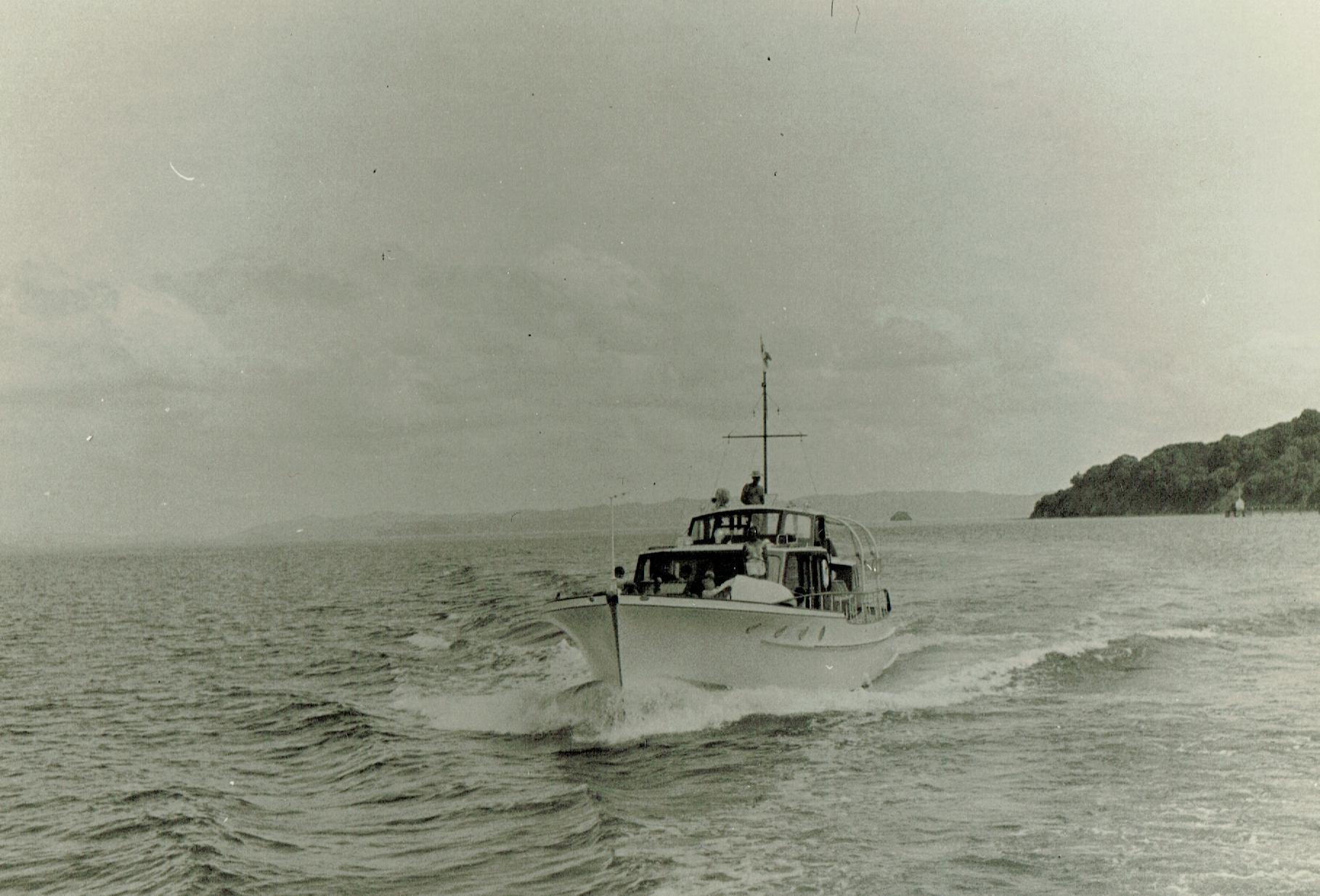 Rakanoa March 1968