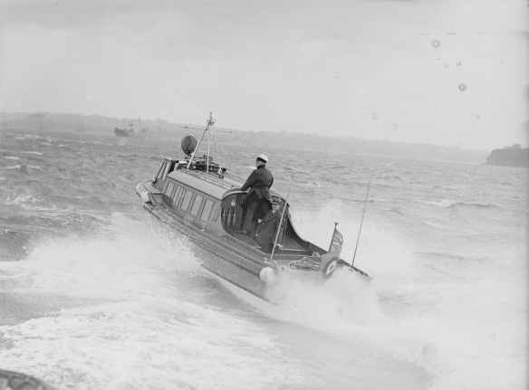 AIRFORCE PATROL CRAFT - CLIPPER AUGUST 1939 RNZAF - T COLLINS COLLECTION EX MUSEUM - I.D. PH-2013-7-TC-B731-03