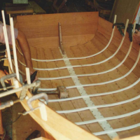 A Master Class in Wooden Boat Building