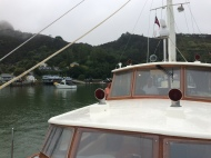 We are off - leaving Whangaroa