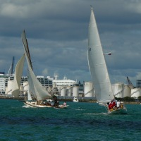Classic Yacht Association -  ANZAC DAY REGATTA 2018- 30+ photos