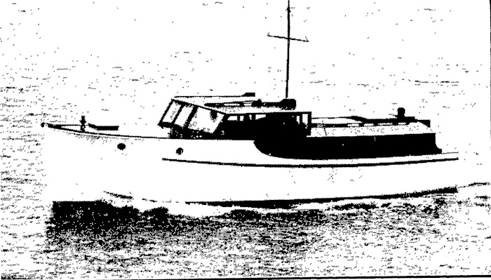 Royal Falcon 1934 martin boat 2