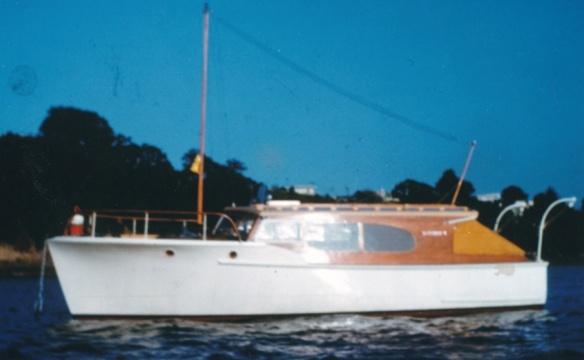 Mooring Stanmore Bay