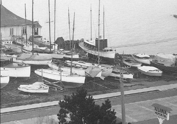 Haulout 1939