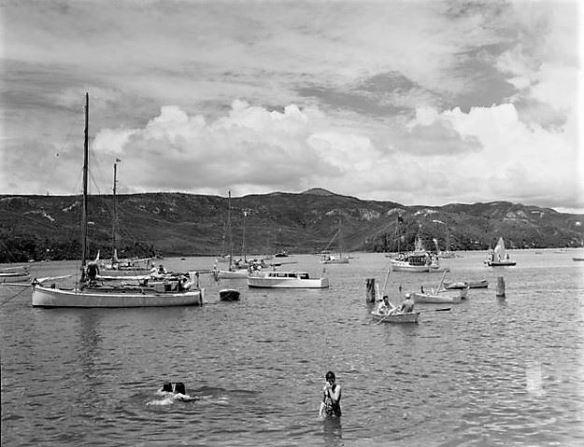 Whitianga 1950