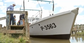 KOPARU RESTORATION - OWNER SCOTT PERRY- KAIPARA HARBOUR 30.9.18 - 9
