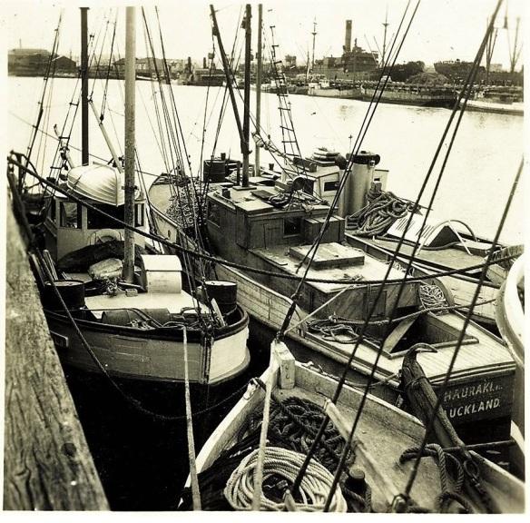 Work boat Hauraki