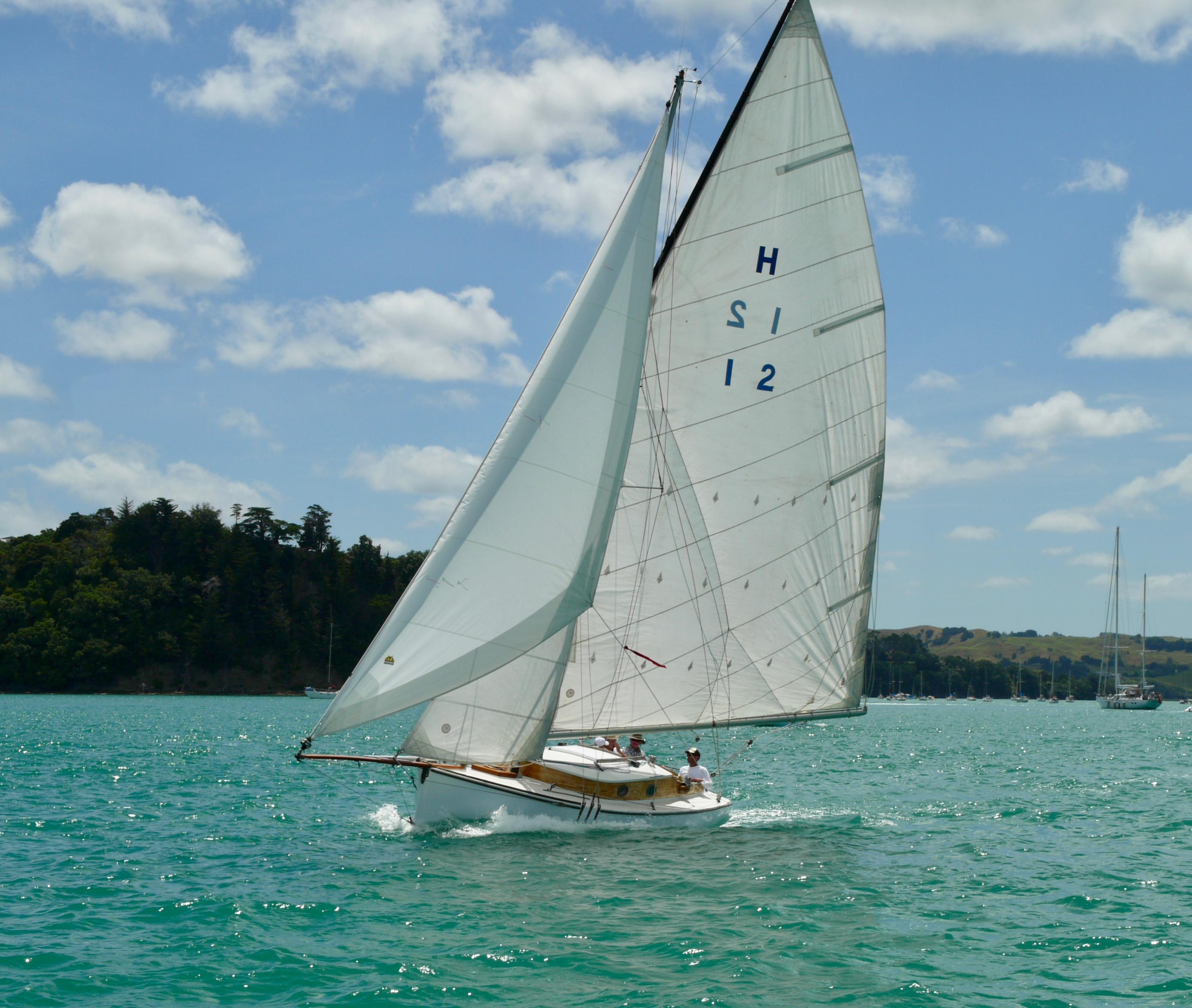 MAHURANGI REGATTA 2019 – The biggest & best classic wooden boat regatta in NZ – 90+ photos