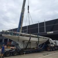 Restoration of Te Uira begins