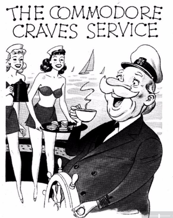 Old sexist Ad