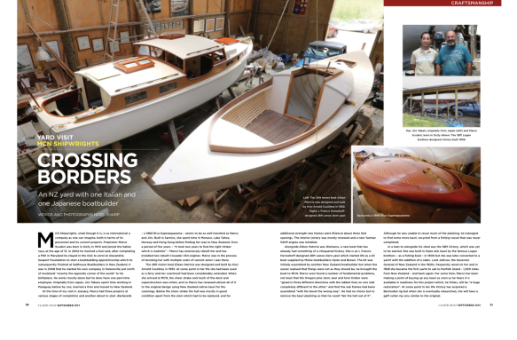 UK Classic Boat August2019