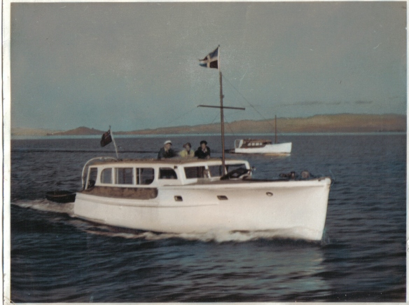 'Antares' 1956