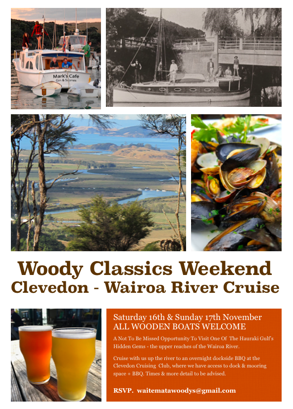Woody Classics Weekend - Clevedon