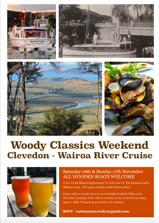 WCW Clevedon Poster