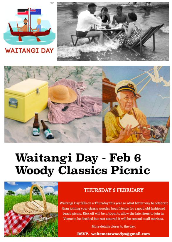 Woody Waitangi Picnic