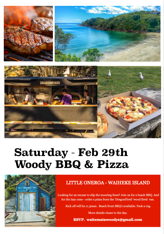 Woodys Waiheke BBQ & Pizza