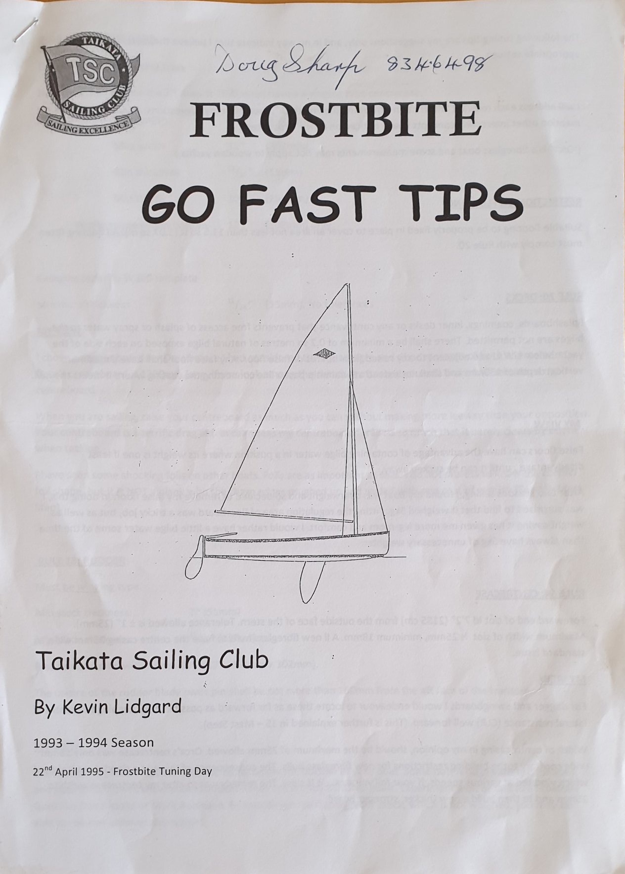 Frostbite Go Fast Tips 1
