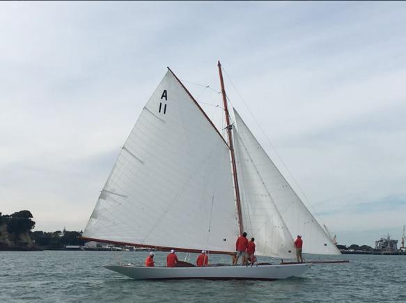 IDA 1st sail 2020