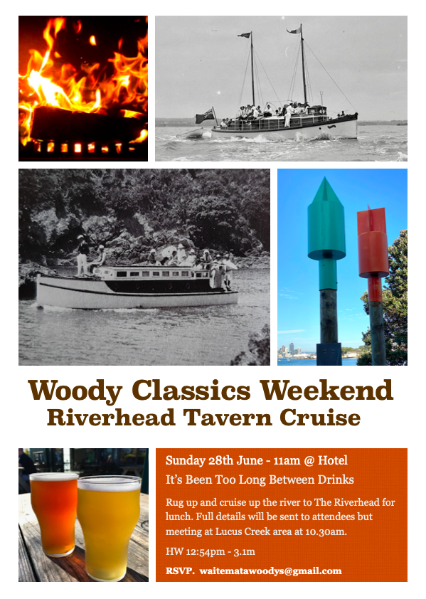 Woody Classics Weekend #5 Riverhead