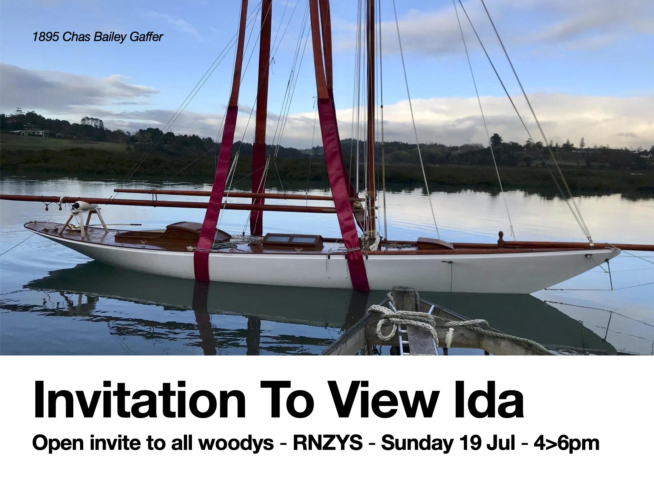 Ida Invite