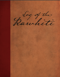 Log of the Rawhiti cover